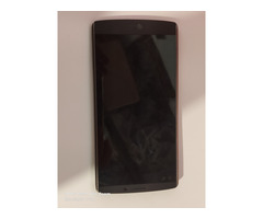 Дисплей LG V10 в рамке (разборка, оригинал)